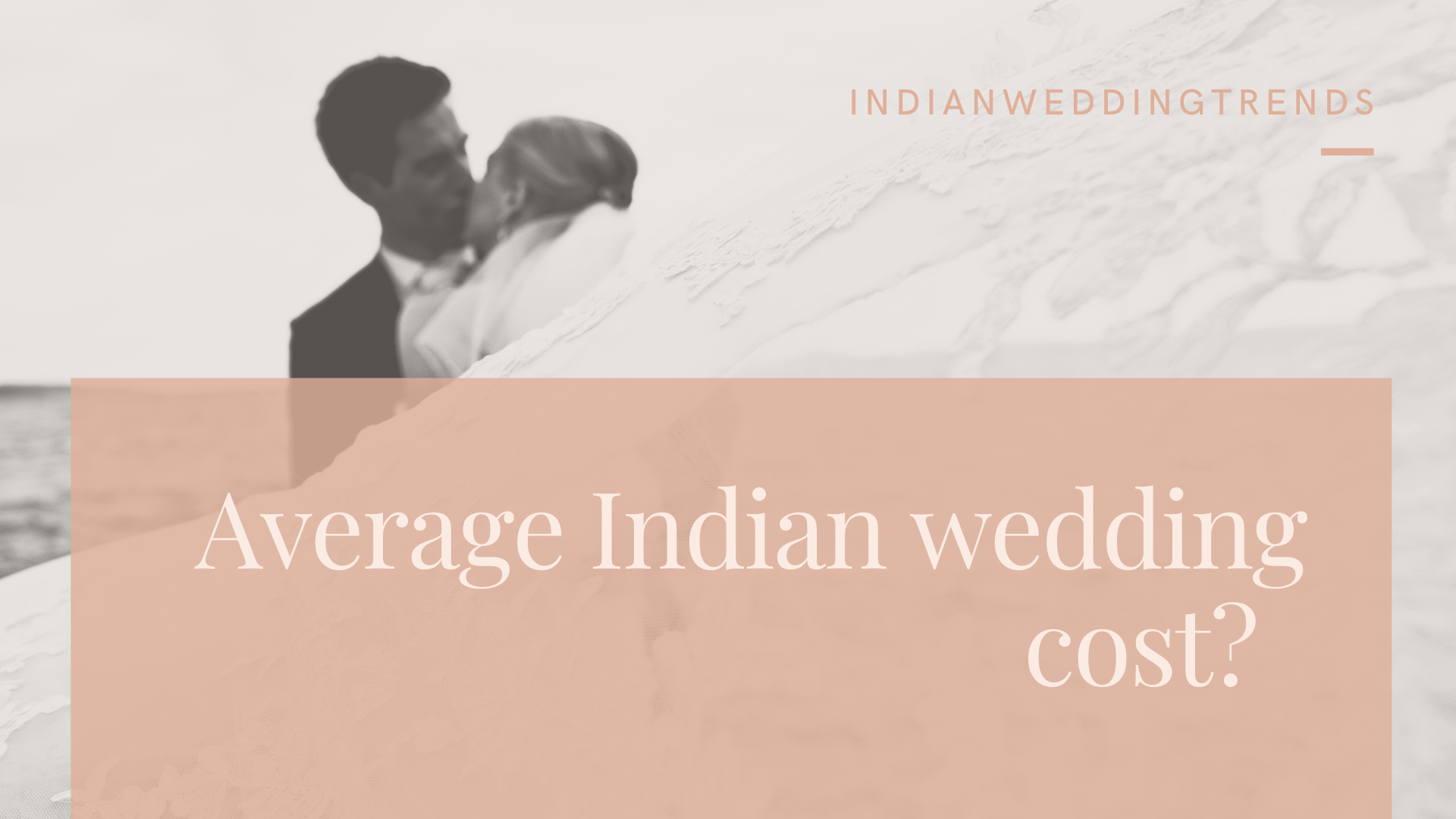 How much does an average Indian wedding cost? | Wedding cost calculator